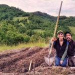Vita in montagna: (più di) un anno di vita vera