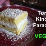 Kinder Paradiso: ricetta Vegan