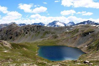 lago del monte 2606 livigno