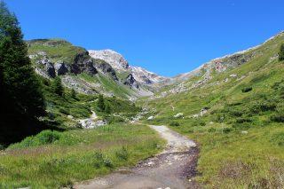 livigno - escursione lago del monte